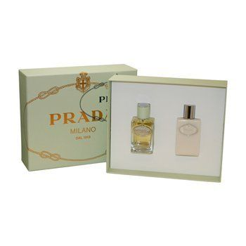 Prada Infusion D' Iris for Women Fragrance Gift Set, 1.7 Ounce