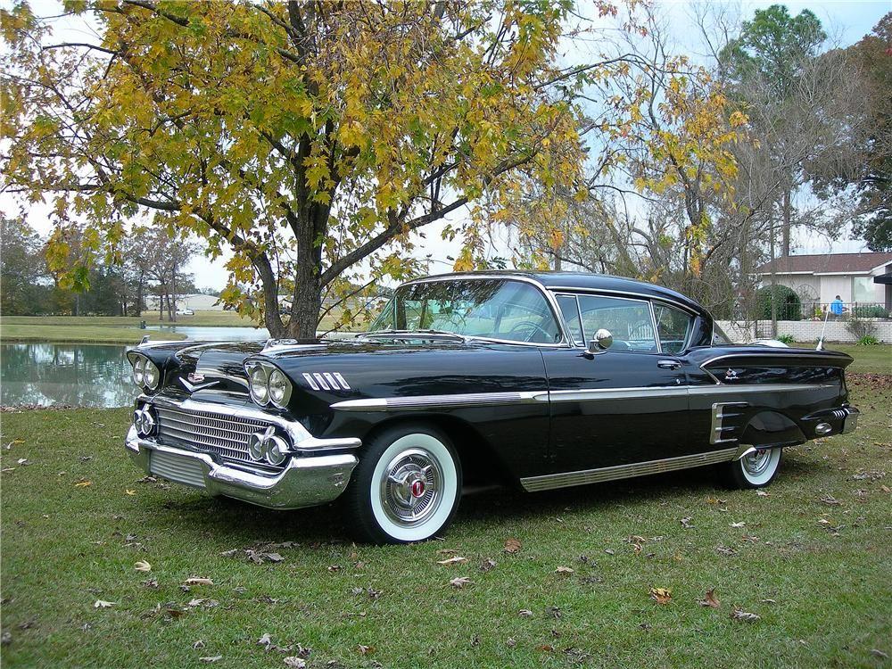 1958 Chevrolet Impala Lot 1230 Barrett Jackson Auction Company