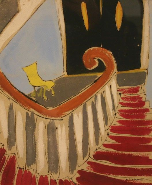 Provincetown Artist Registry ~ Dorothy D.C. Wyman 1899-1993