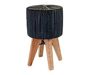Ny sgabello con cuscino integrato by norr design knut bendik