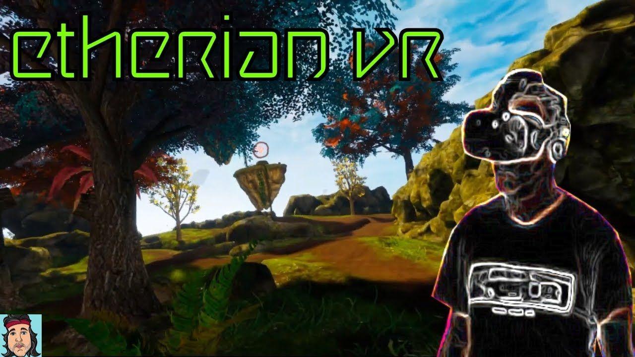 Etherian VR atmospheric adventure puzzle game Puzzle