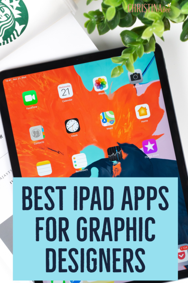 The 5 Best iPad Apps For Graphic Designers (Professional