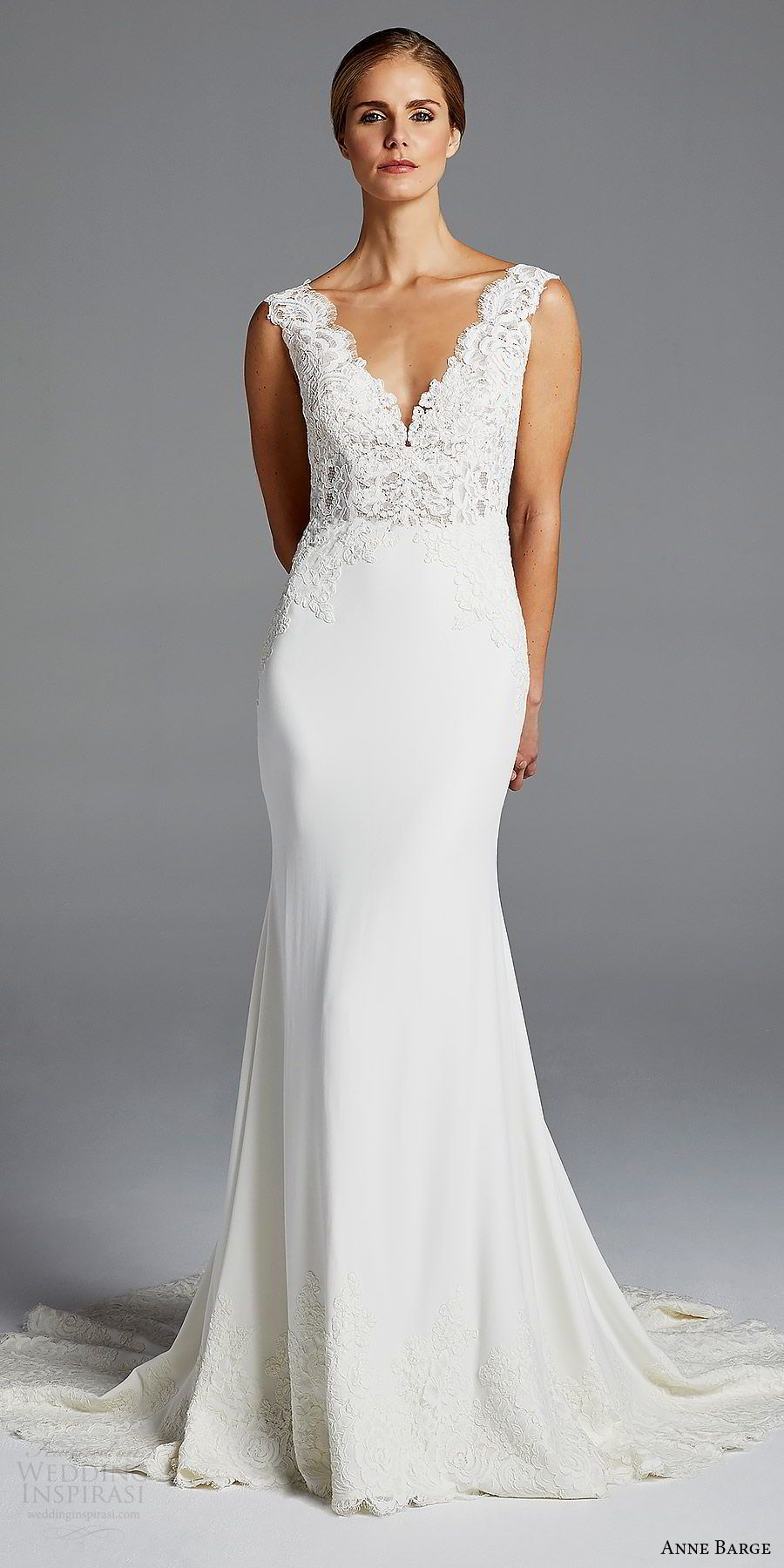 Anne Barge Spring 2019 Wedding Dresses | Anne barge wedding