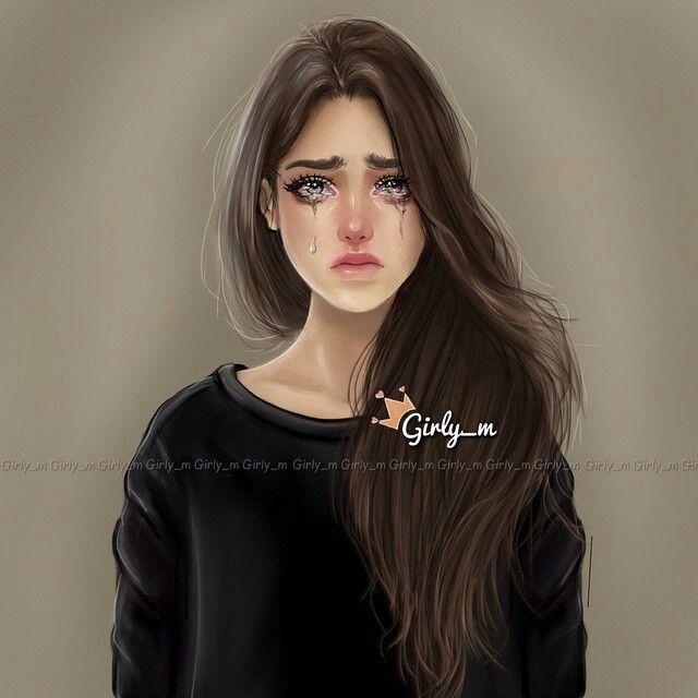 tristeza girly m