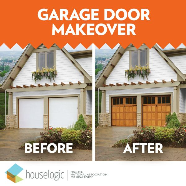 Replace Garage Door Makeover Guide
