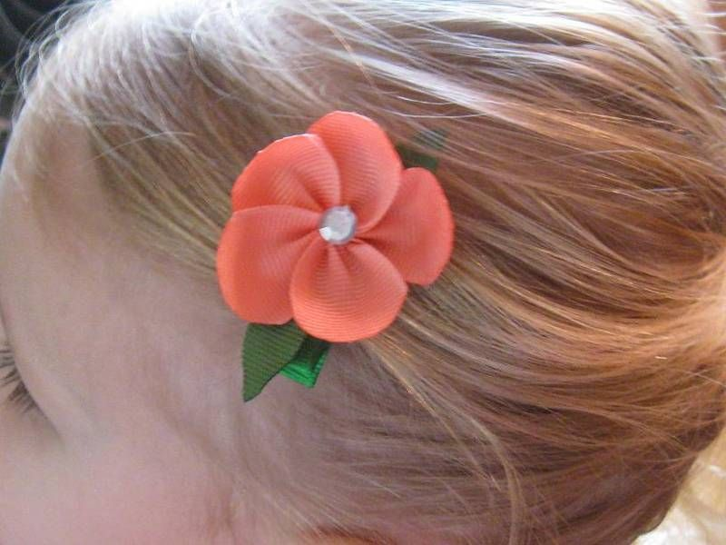 How to make hair bows : 10 easy ways to beautiful hairbow ...