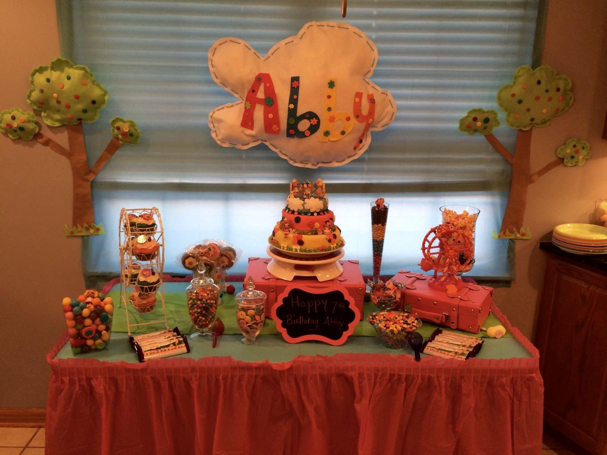 lalaloopsy birthday party   Holiday decor, Christmas ...