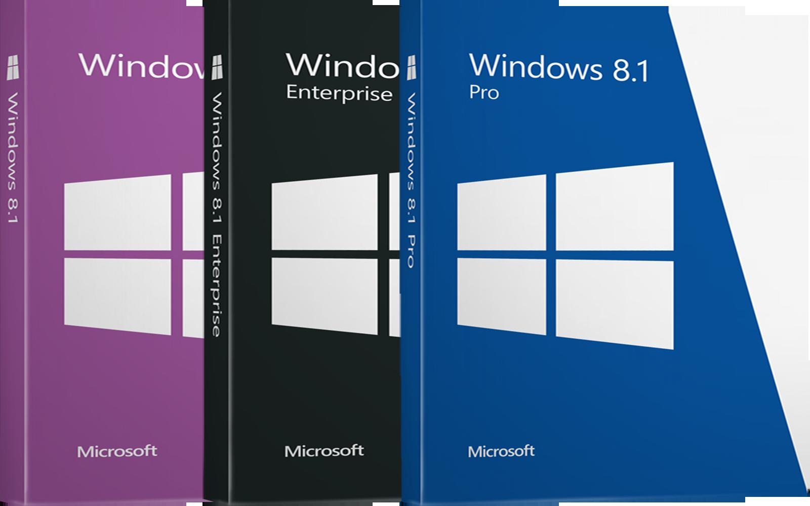 windows 8.1 pro retail download