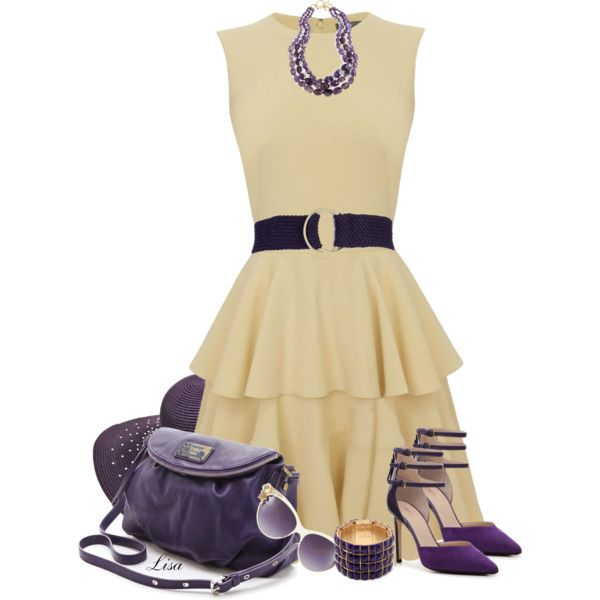 Plum and Nude, created by lmm2nd on Polyvore