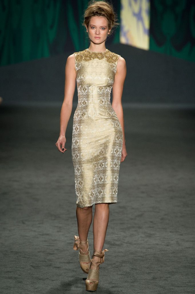 Vera Wang Spring 2013 Ready-to-Wear Collection | Keep the Glamour | BeStayBeautiful