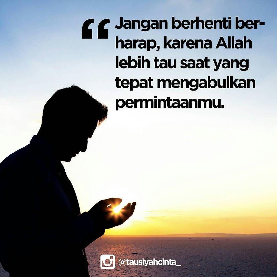 Teruslah Berharap Dalam Do O Dan Bersabar Dalam Ikhtiar Majelis