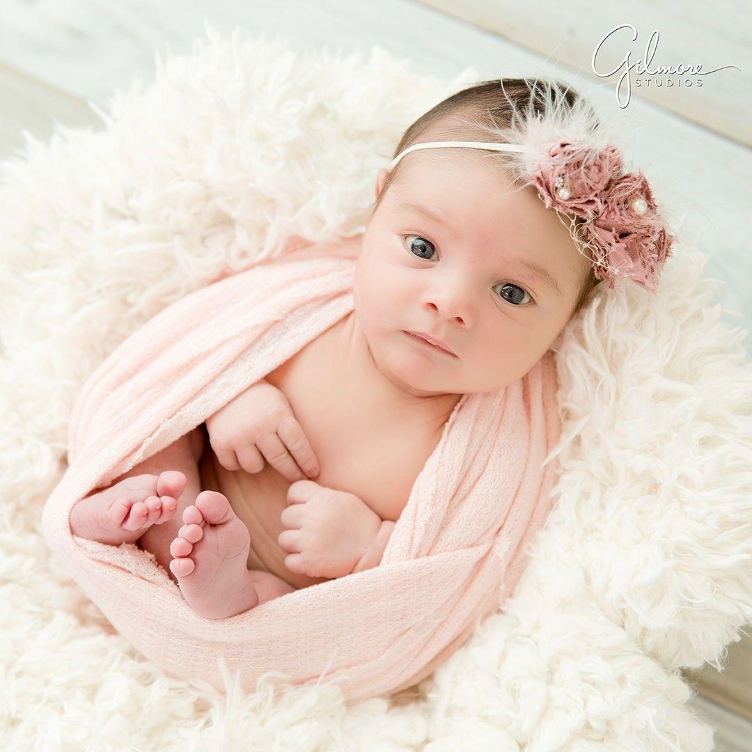Beautiful #Baby in #pink  Newborn baby photography, Baby