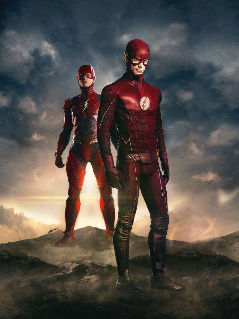 The Flash by GOXIII.deviantart.com on @DeviantArt
