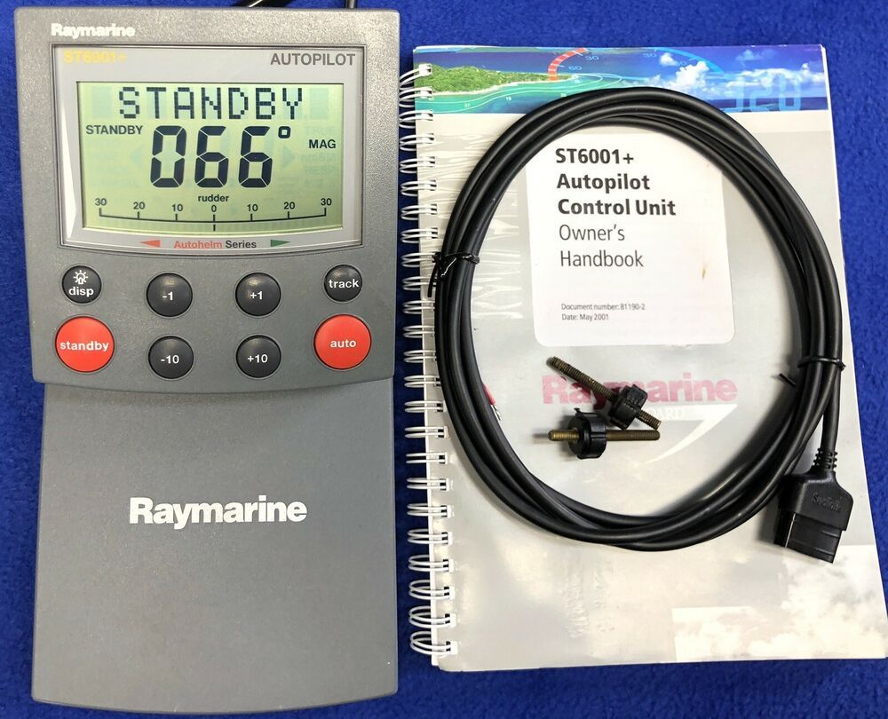 eBay #Sponsored Raymarine ST6001 SeaTalk Autopilot Control