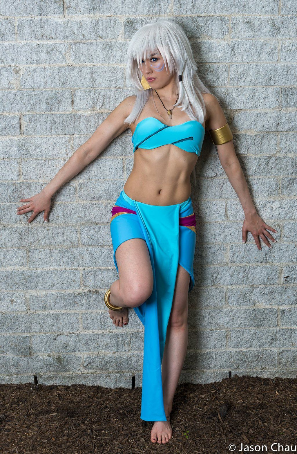 470d4c5b5b7 Princess Kida Nedakh from Disney's Atlantis: The Lost Empire ...