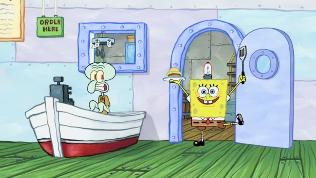 'SpongeBob SquarePants': Real-Life Krusty Krab Restaurant ...