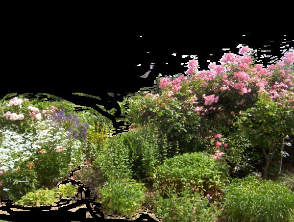 Flowered Garden Png 01 By Hermitcrabstock Landscape Design Watercolor Tree Landscape