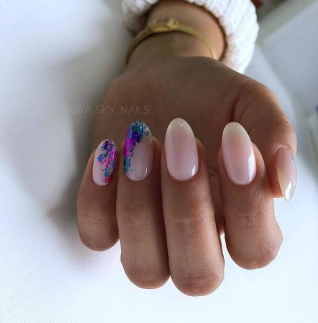 Nail Art In 2020 With Images Minimalist Nails Nail Manicure Pink Nails