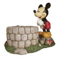 Disney Mickey Mouse Novelty Statue Planter