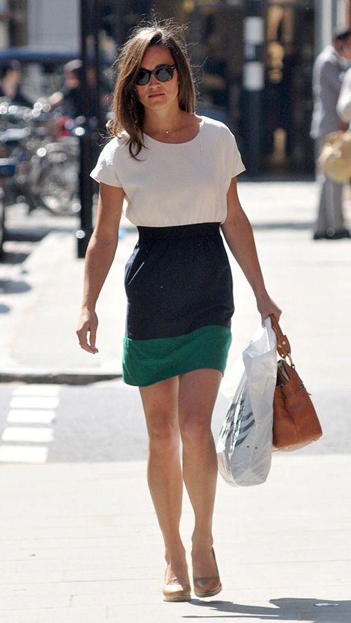 Pippa Middletons style transformation   Pippa middleton