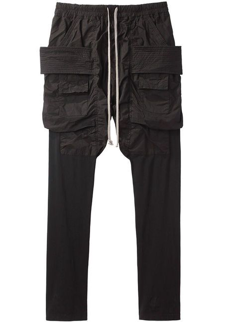 e1ab83d5e4f Rick Owens DRKSHDW cargo pants