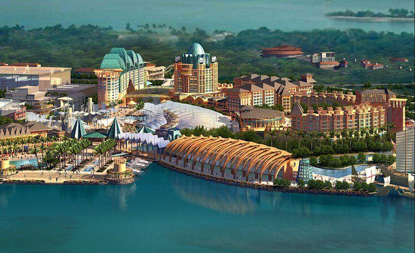 Palms casino resort address