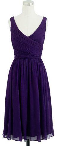 Heidi Dress in Silk Chiffon - 25% off with code LOVE