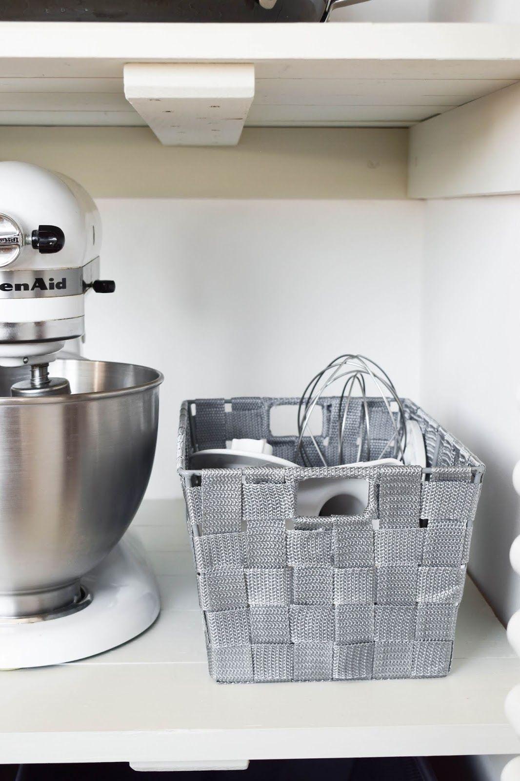 Aufbewahrung mit WENKO:Aufbewahrungskorb Küchenorganizer Ideen ...