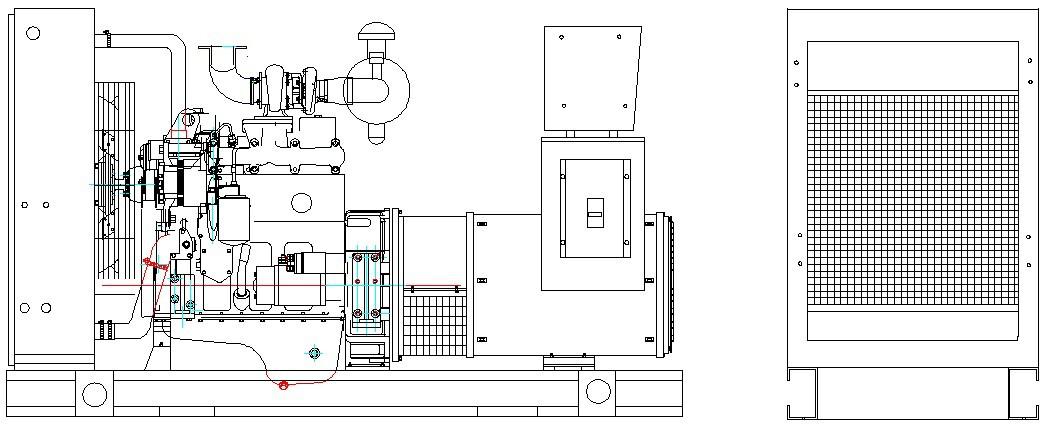 Pin By Starlight Generator On Diesel Generator Tech Diesel Generators Cummins Generators Cummins