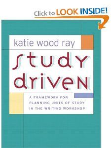 Katie Wood Ray - This book has some really wonderful tips for getting started using mentor texts in the classroom and using Inquiry in writing.  Such wonderful information!