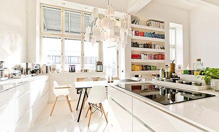 Kastjes Open Keuken : Open keukenkasten geef jouw keuken wat persoonlijkheid met kvik