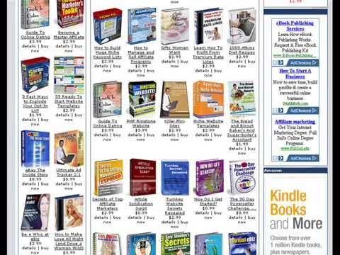 Ebooks wholesaler | Get over 400 plus Premium ebooks on cd! Same day UK ...