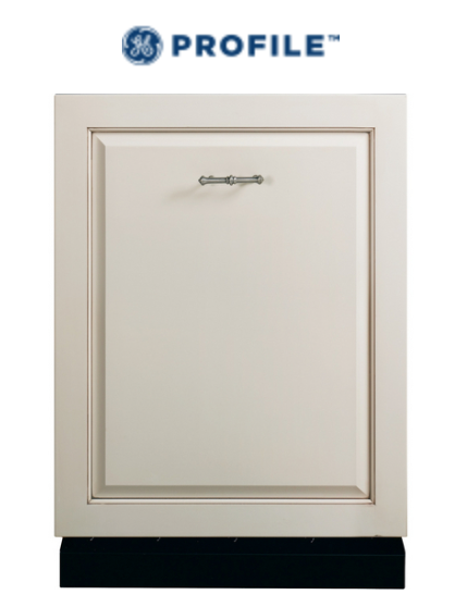 Ge Profile Integrated Panel Ready Dishwasher With Stainless Steel Interior Built In Dishwasher Dishwasher Paneling