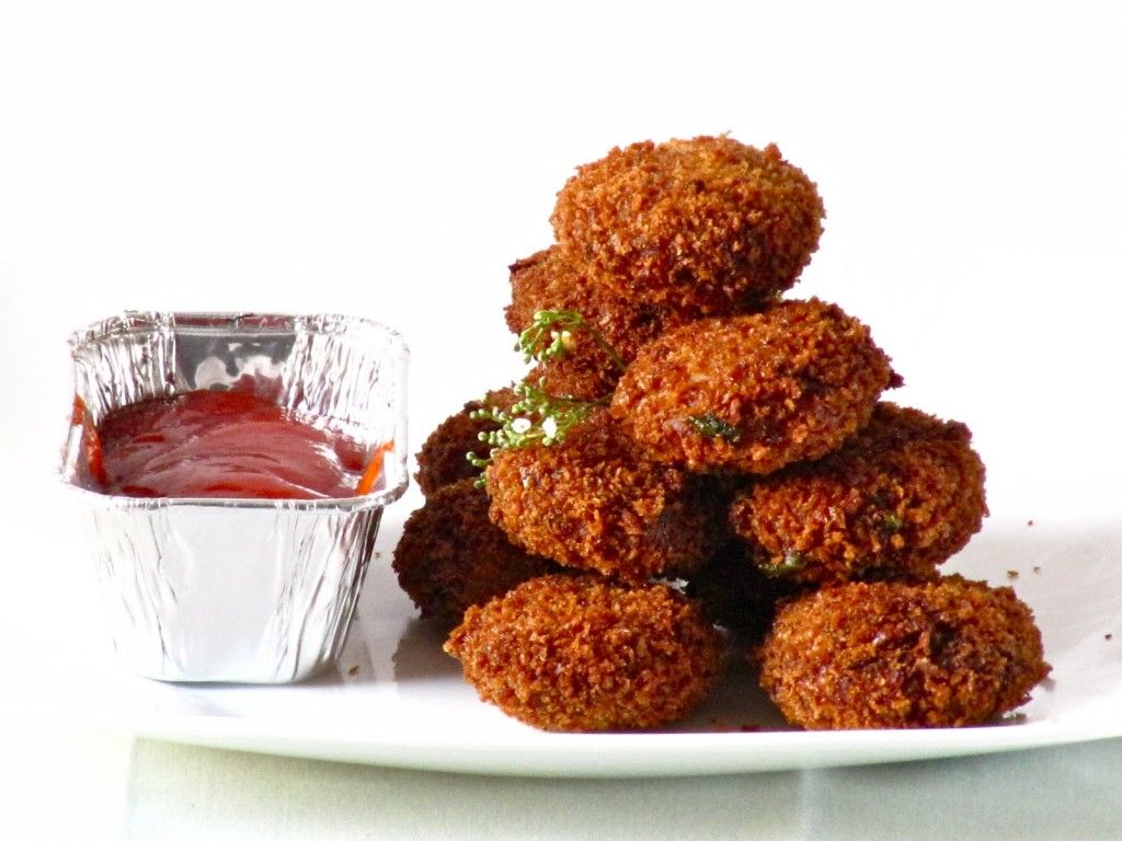 Recipes · Chicken Cutlet  A Popular Snack Item And Can Be Served As A Side  Dish Along
