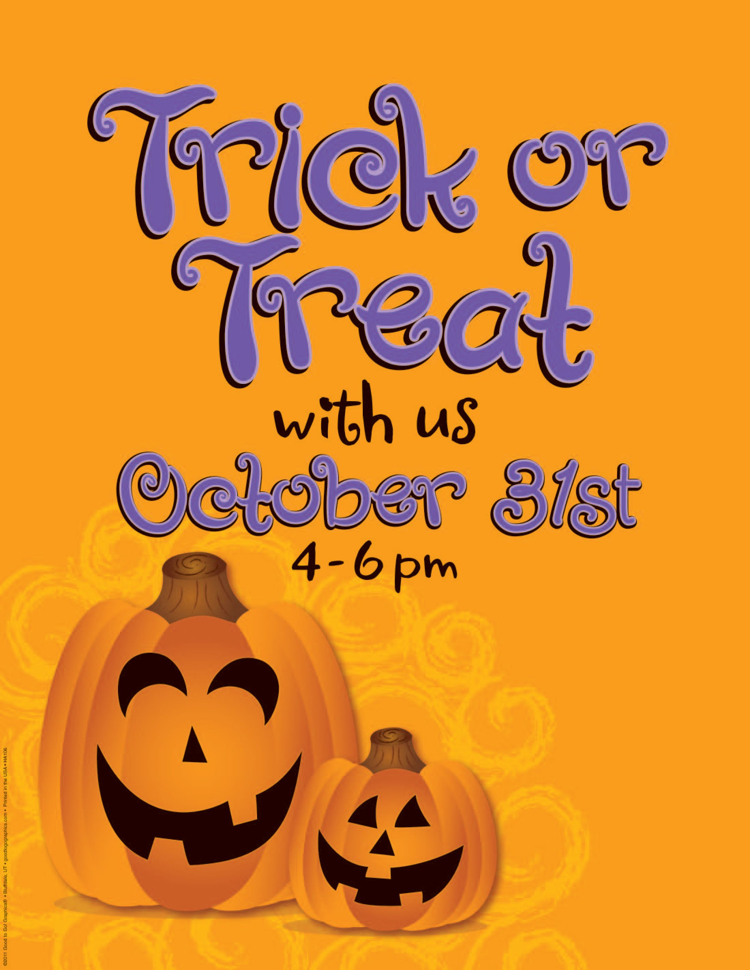 save the date for #trickortreat at bay city mall on #halloween night