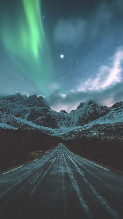 Northern Light Wallpaper Android Apps On Google Play