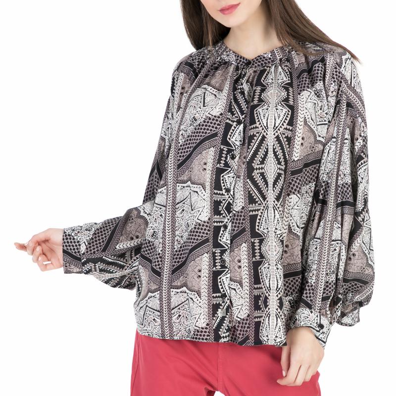 657c0dc4d01b ALE - Γυναικείο πουκάμισο  ALE εμπριμέ in 2019