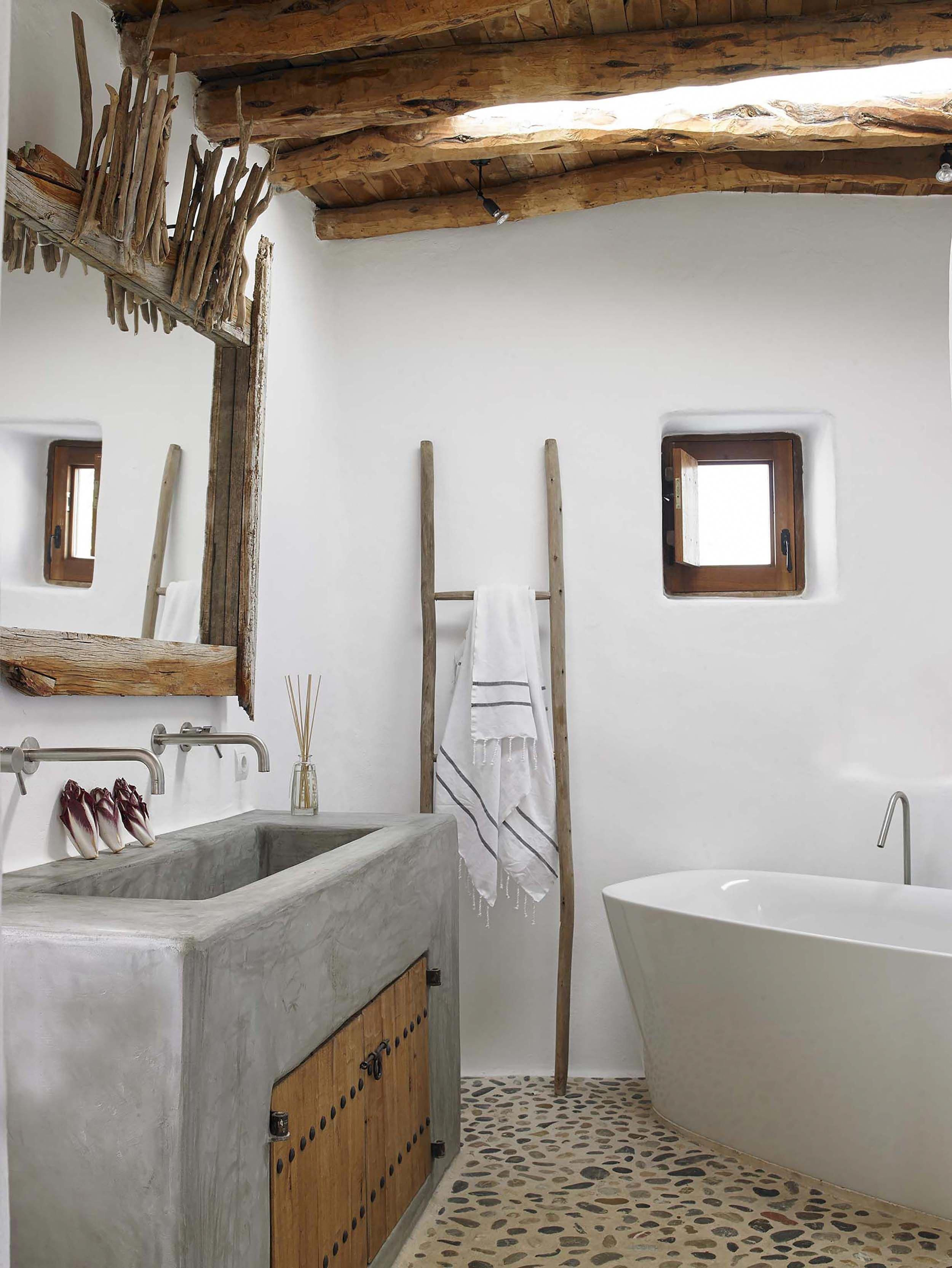 Think about the awe inspiring vessel sink vanity, which offers the ...