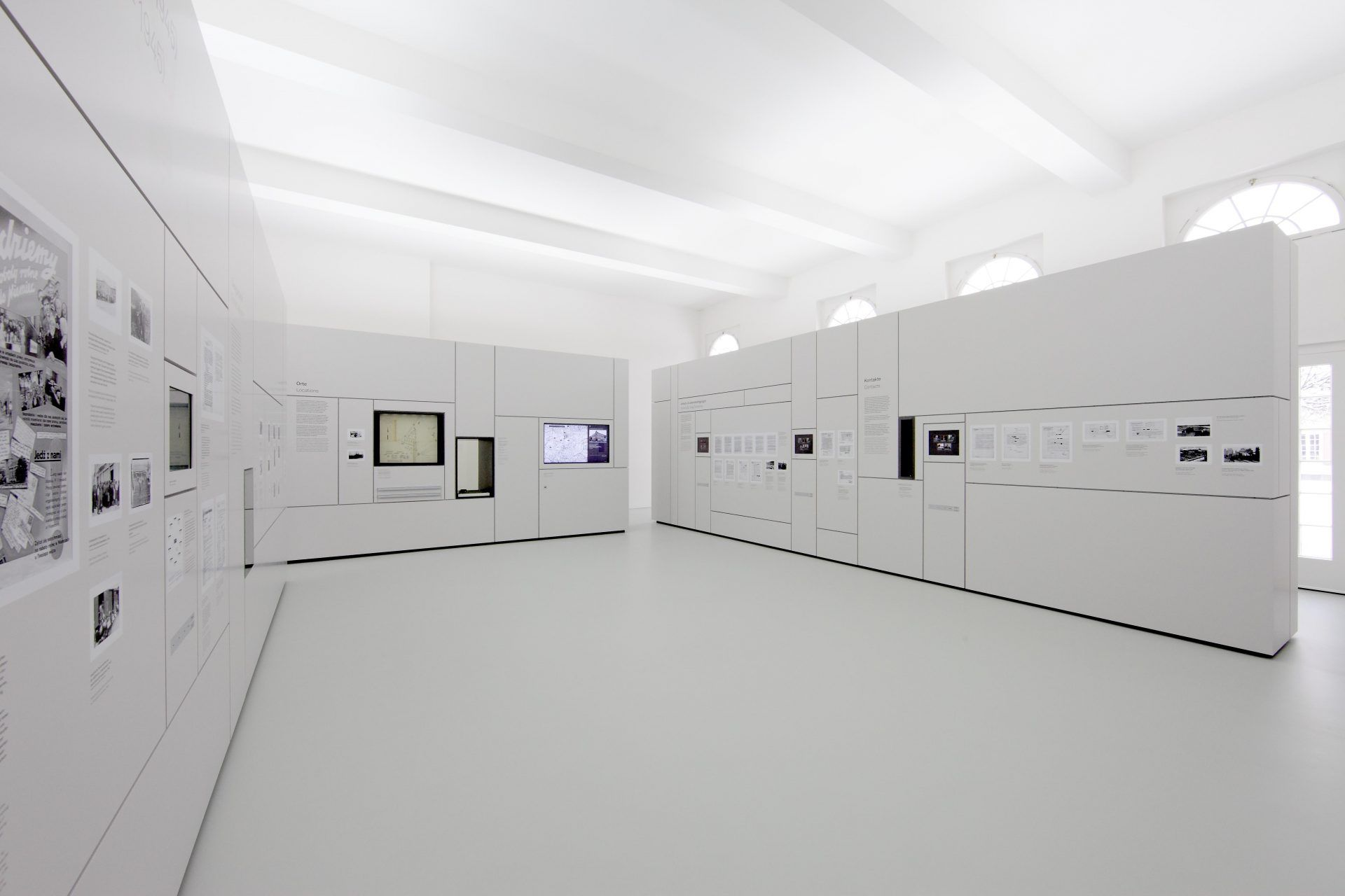 Gedenkhalle | Südstudio Stuttgart