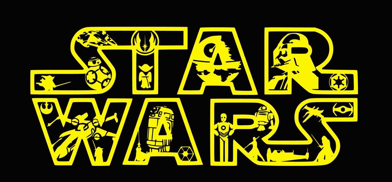 Choice 2 Star wars logo, Silhouette cutter, Svg