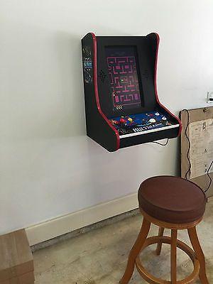 Wall mount arcade | Kids arcade stick ideas yes! | Pinterest ...