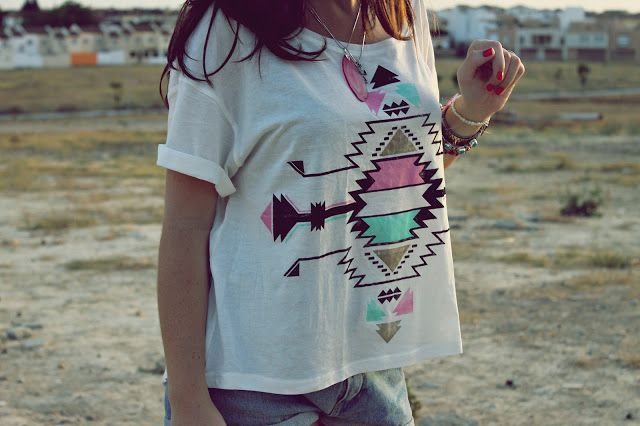 This website has tons of cute aztec pieces.