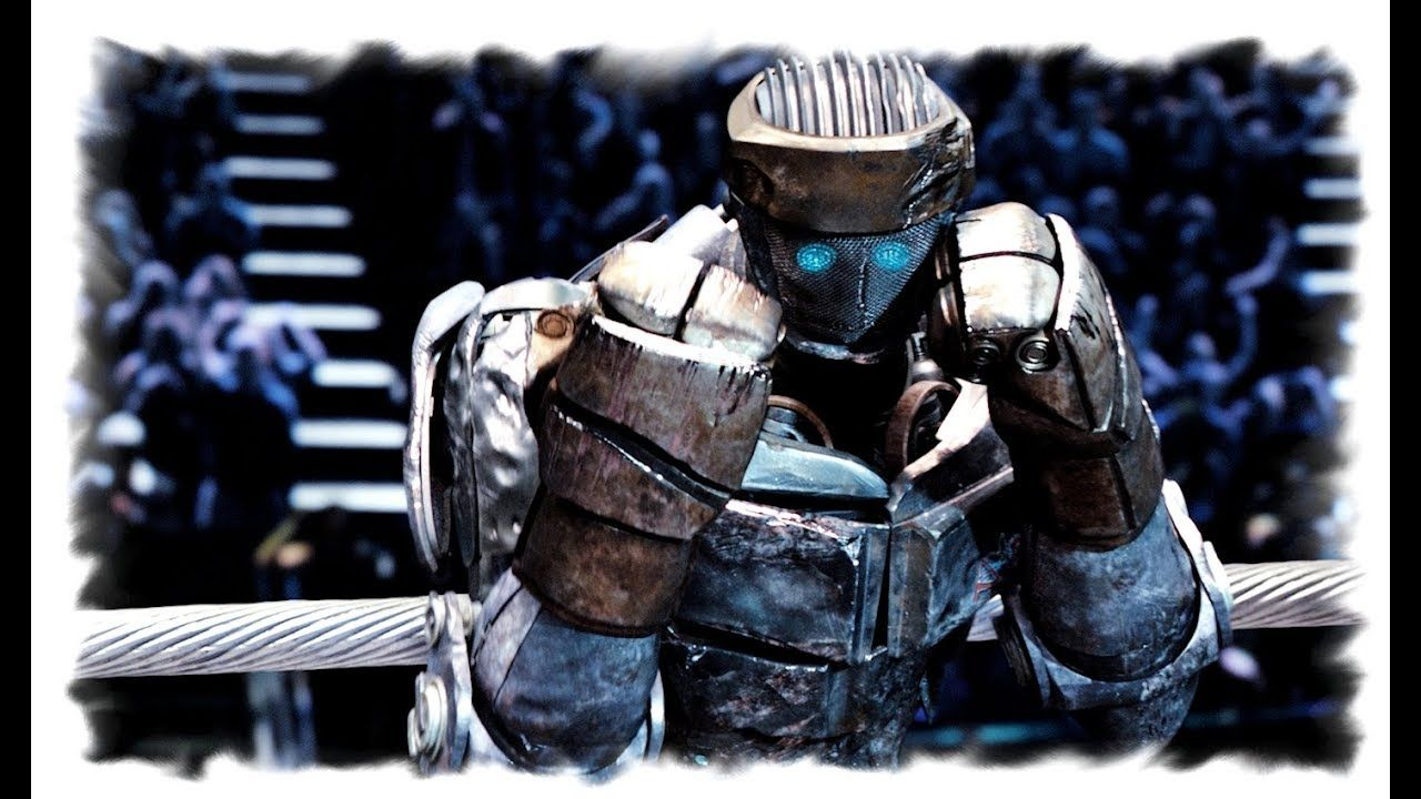 Real Steel • Atom Tribute - Eye of the Tiger • Burning Heart