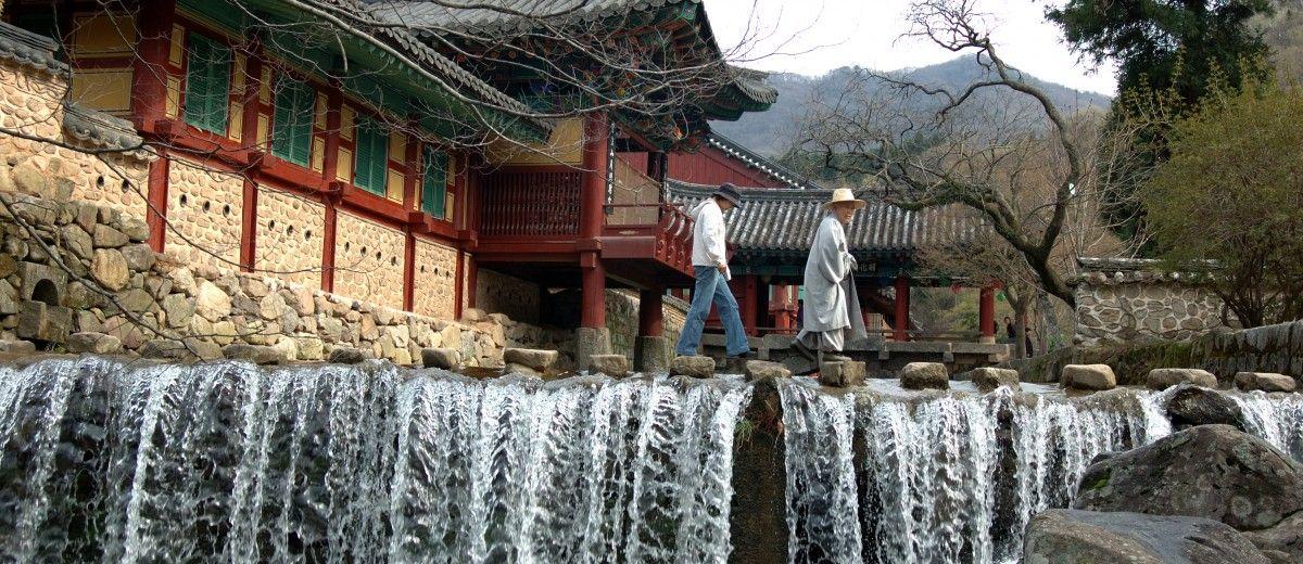 Le temple Songgwangsa