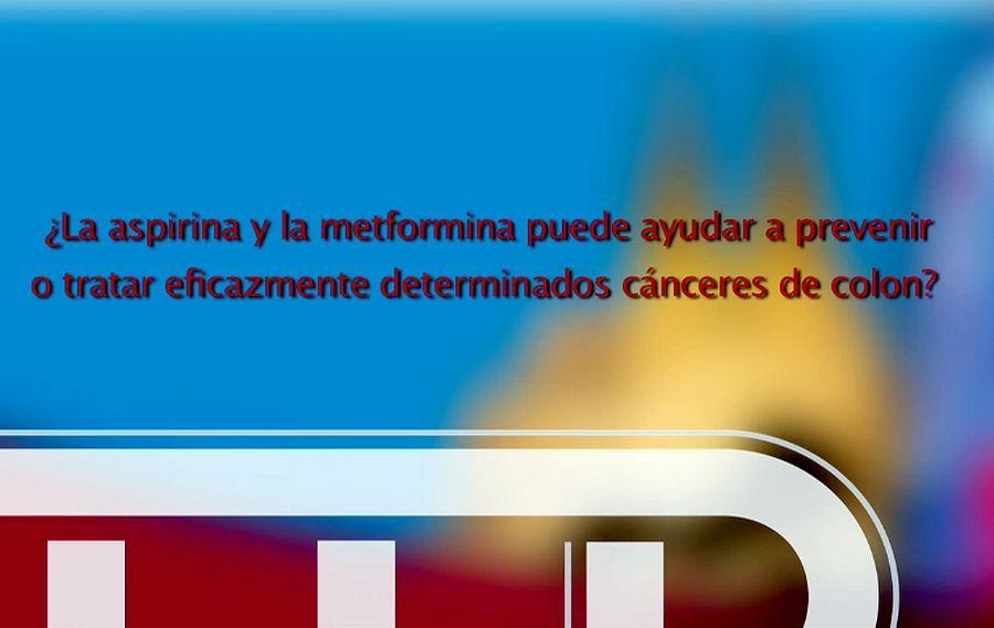 ENTREVISTA: La Metformina y la Aspirina como agentes preventivos y de tratamiento en cáncer colorrectal - Dr. Albert Abad