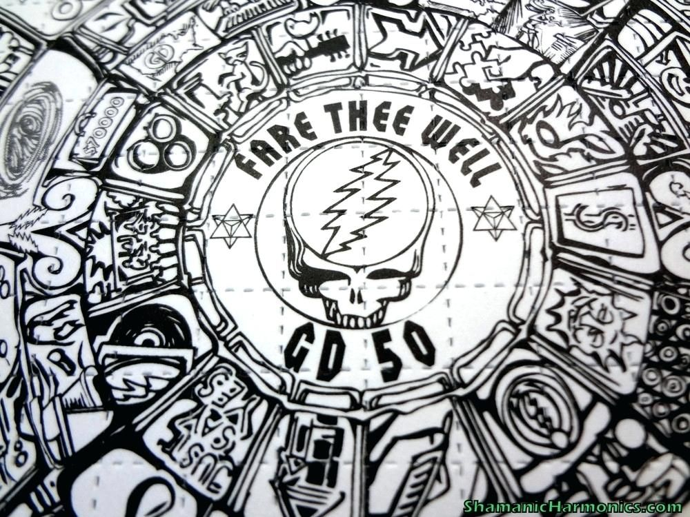 Grateful Dead Coloring Pages Full Size Of Dead Coloring Book
