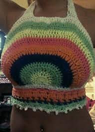 Resultado de imagen para corpiños a crochet