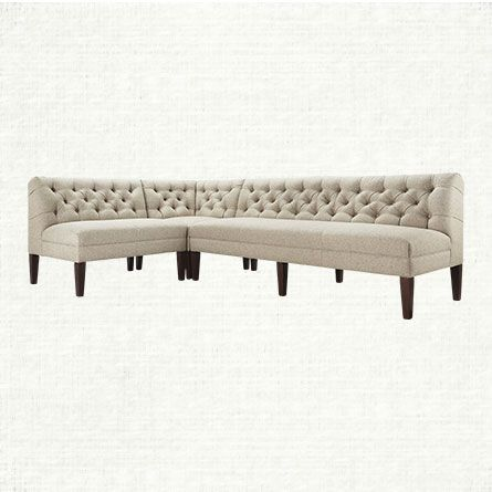 Miraculous Eaton Banquette Banquettes Booths Banquette Seating Gmtry Best Dining Table And Chair Ideas Images Gmtryco