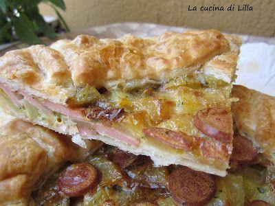 La cucina di Lilla (adessosimangia.blogspot.it): Torte salate: Torta ...