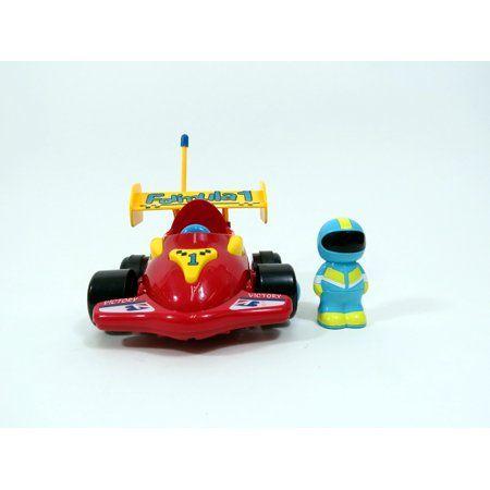 4 inch Cartoon RC Formula Race Car Remote Control Toy for